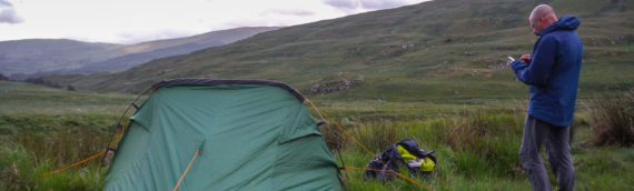 Course report – Wild Camping Weekend June 2018