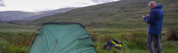 Course report – Wild Camping Weekend June 2018