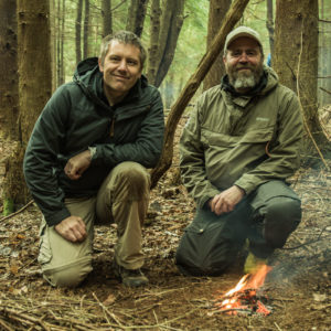 campcraft bushcraft courses