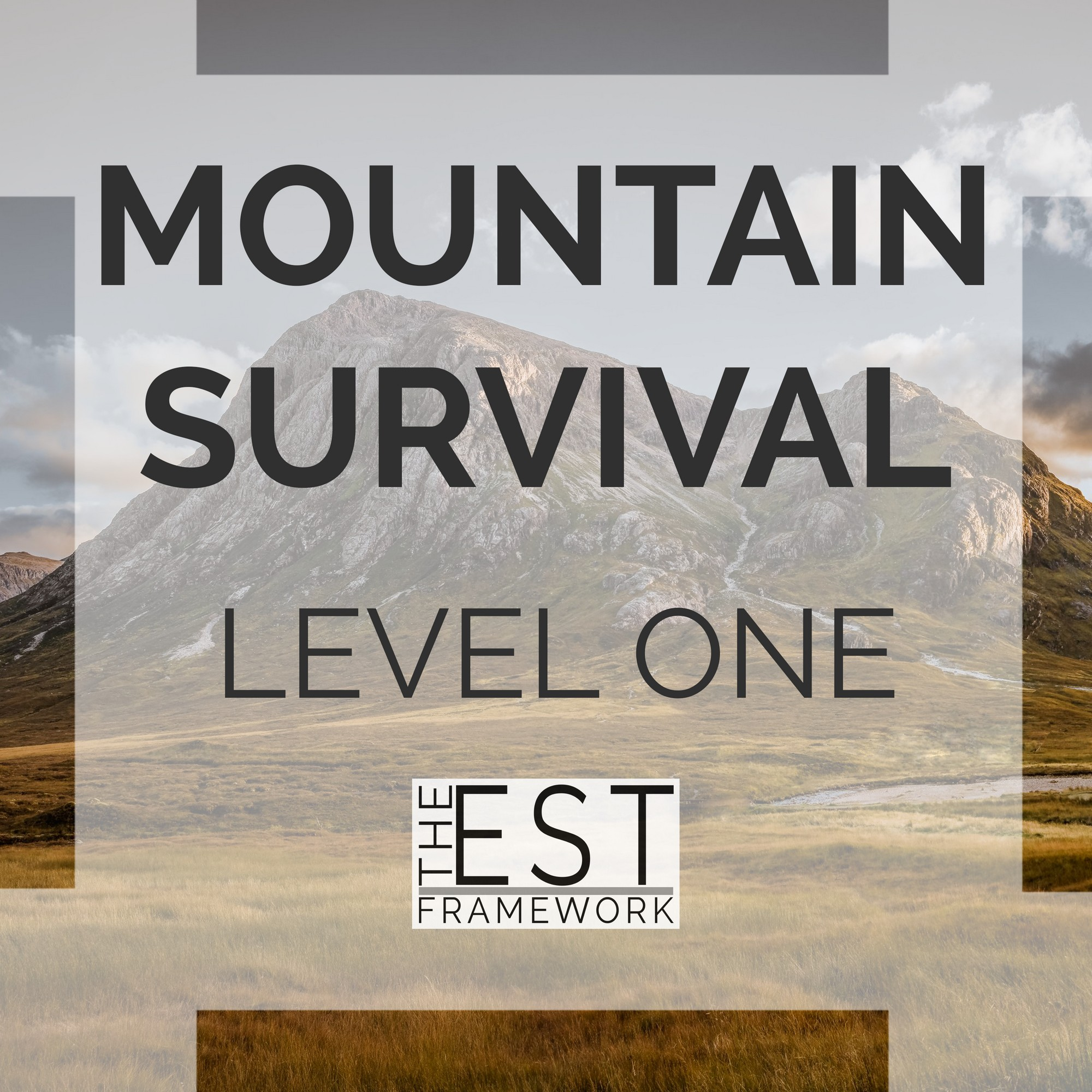 mountain safety survival course uk
