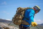 military rucksack hiking