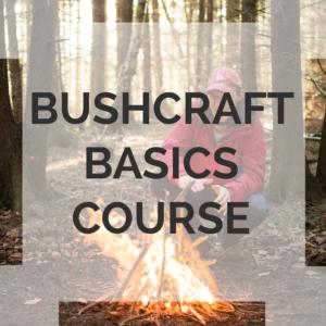 basic bushcraft course uk