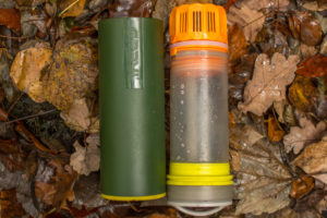 grayl ultralight filter review