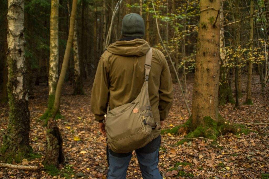 helikon-tex bushcraft bag review