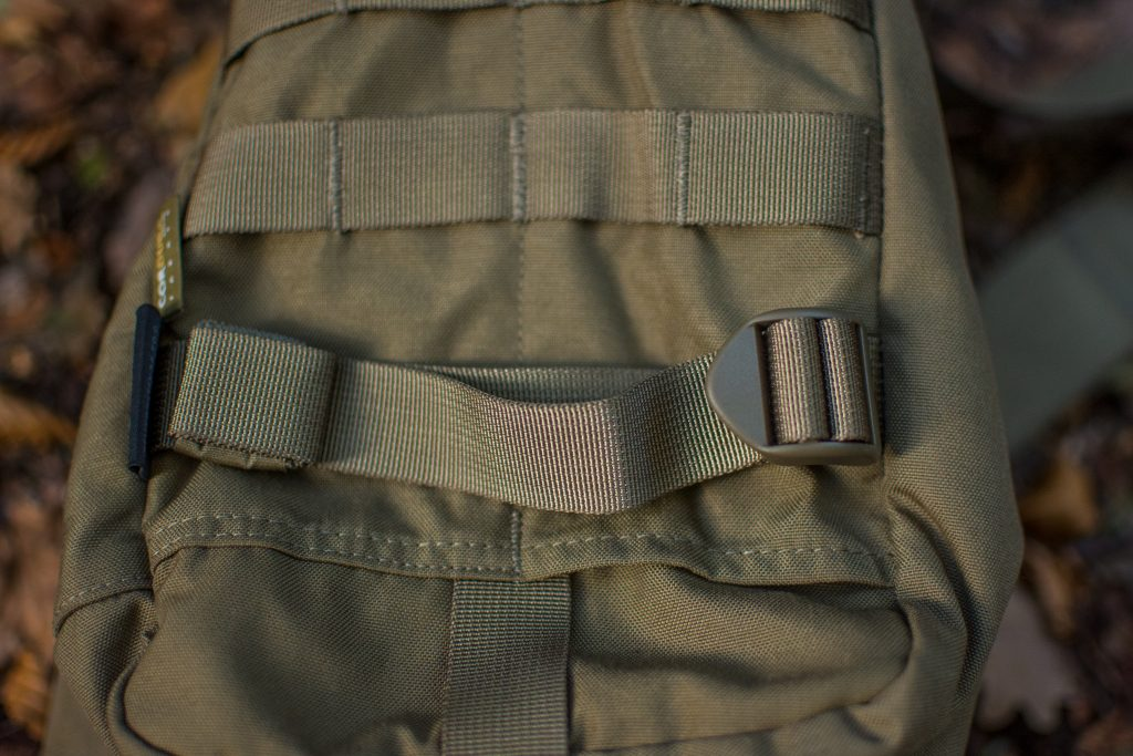 MOLLE bushcraft bag