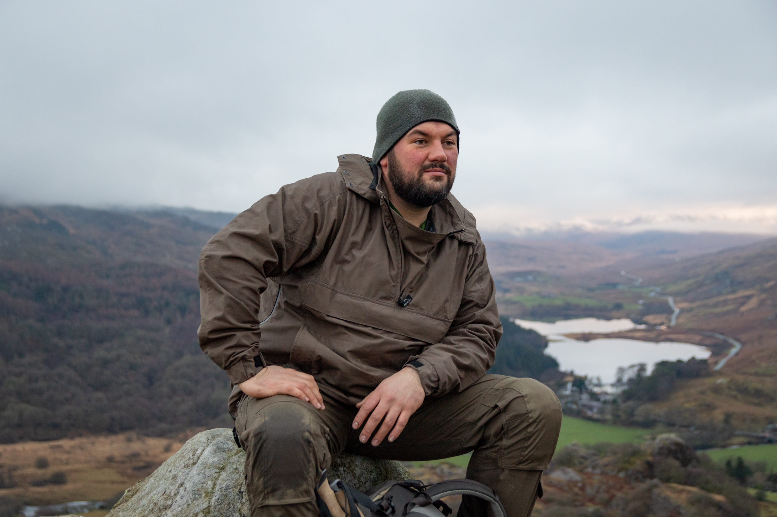 Wood lark Smock review
