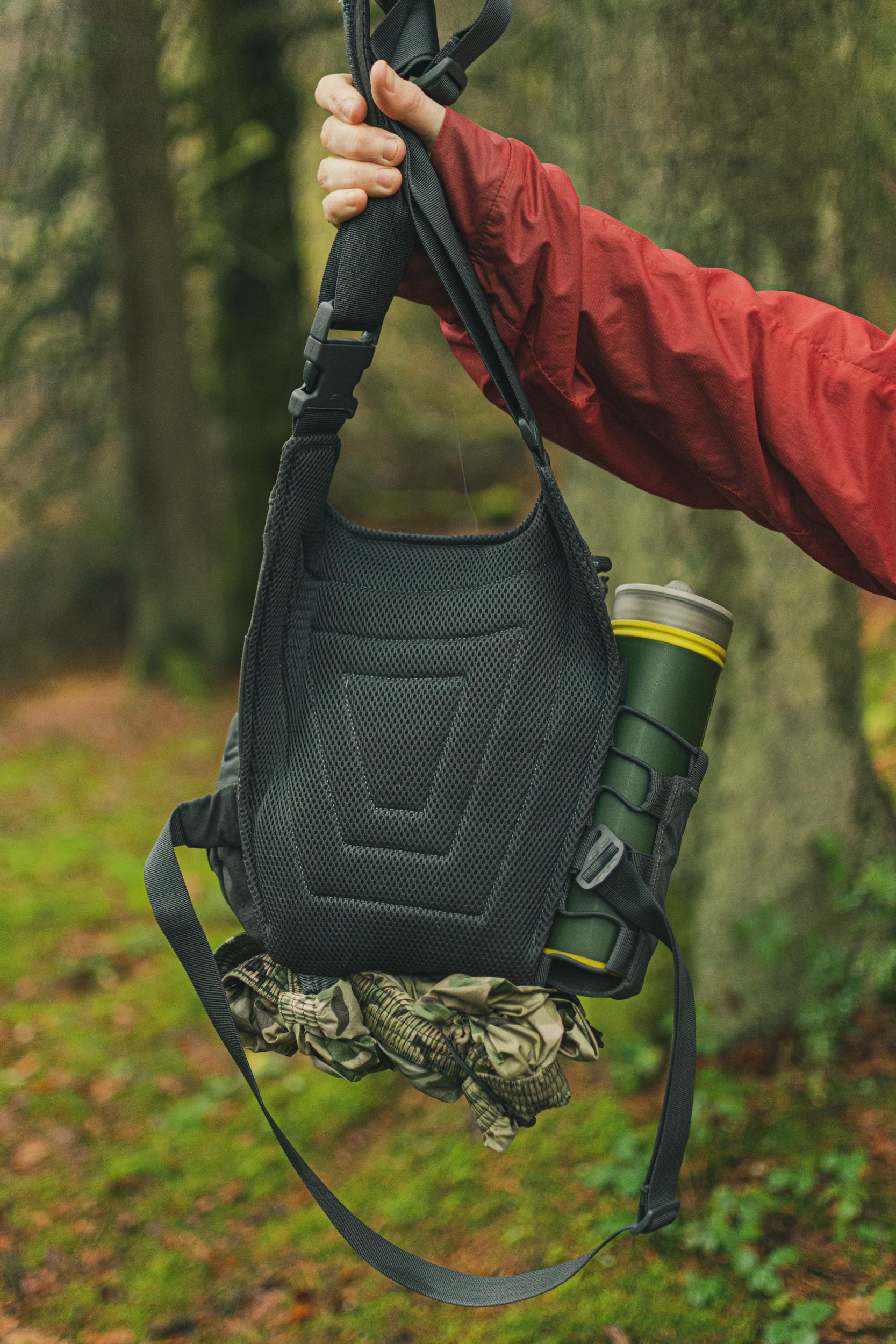 shoulder bag military