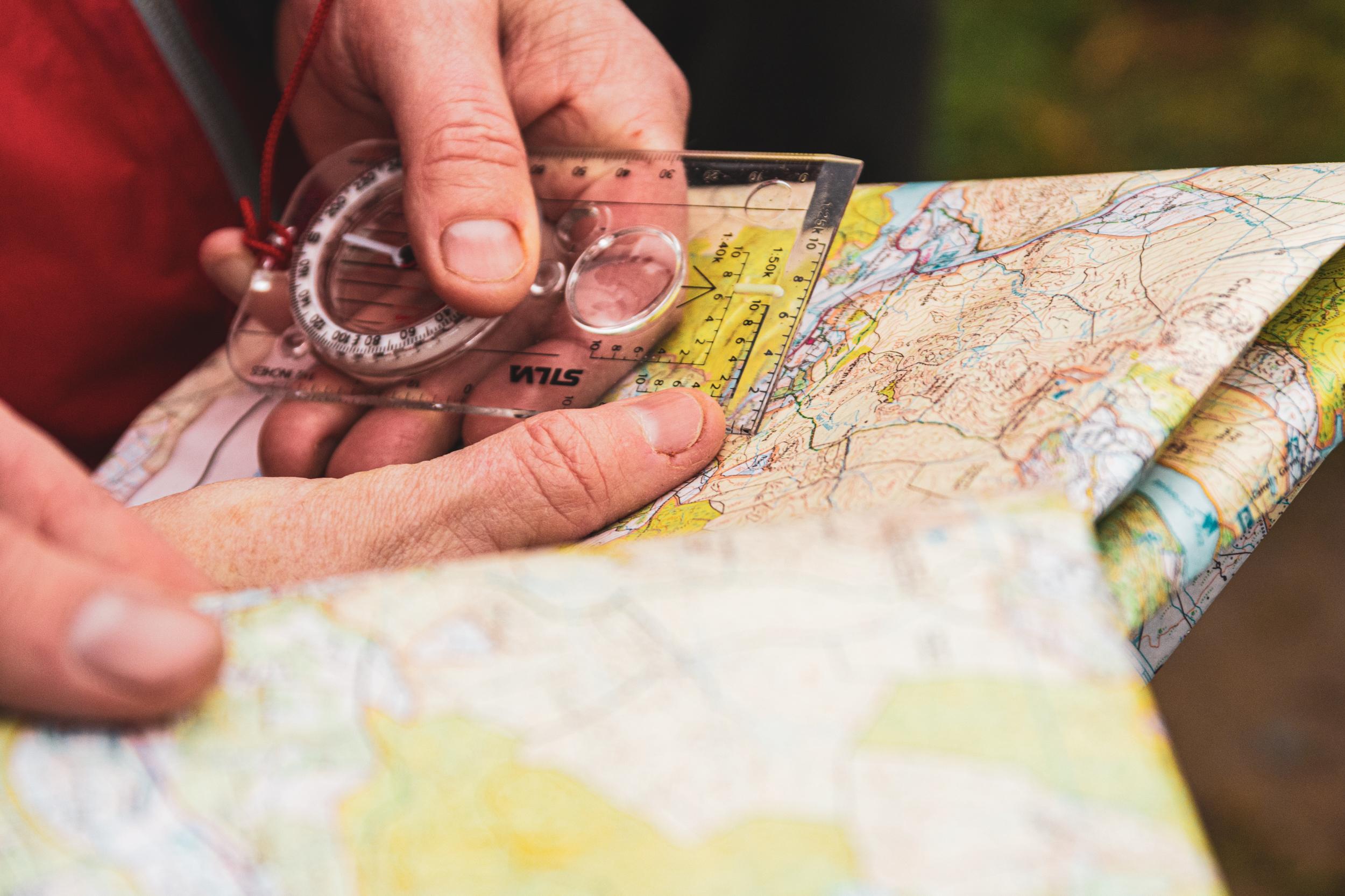navigation training uk
