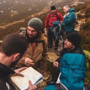 mountain professional navigation
