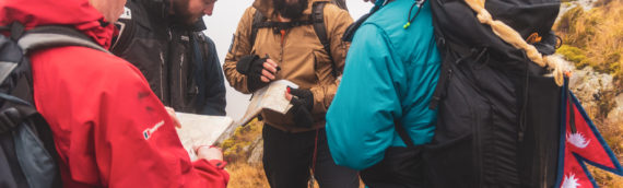 You've just completed your Mountain Navigation course – what next?