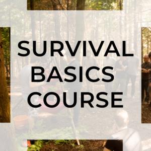 survival course uk north wales