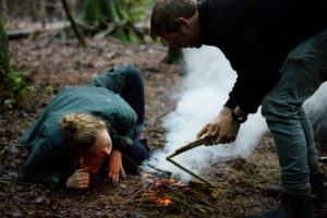 survival training wales uk