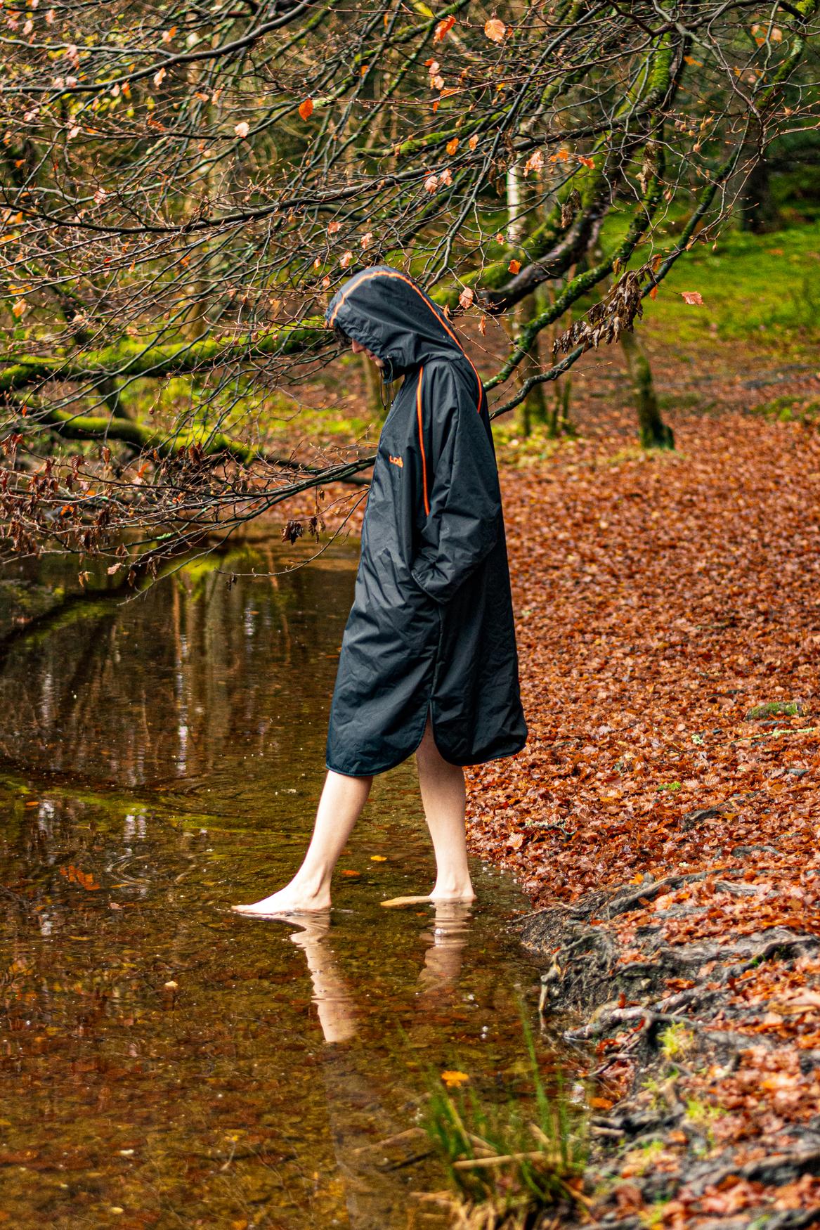 open water swim robe challenge events